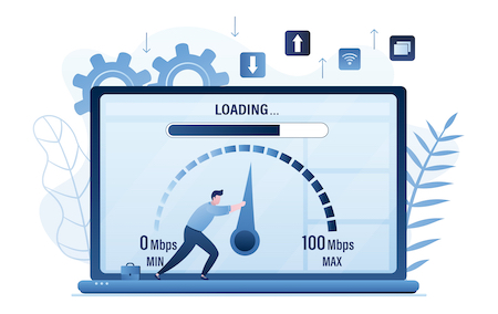 WiMAXの通信速度・速度制限に関する評判・口コミ